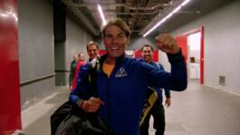 Rafa's Rally Cry! Nadal Calls For Geneva Fans To Get Loud At Laver Cup