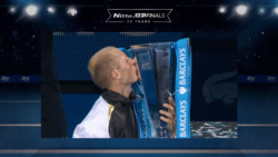 Davydenko's Nitto ATP Finals Title Run: 'Just Do Federer Tactics'