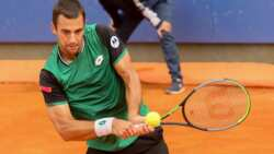 Hot Shot: Djere Tightens His Grip, Strikes Backhand Winner In Cagliari