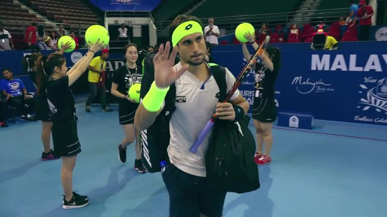 Ferrer Prevails In Kuala Lumpur 2015 Highlights