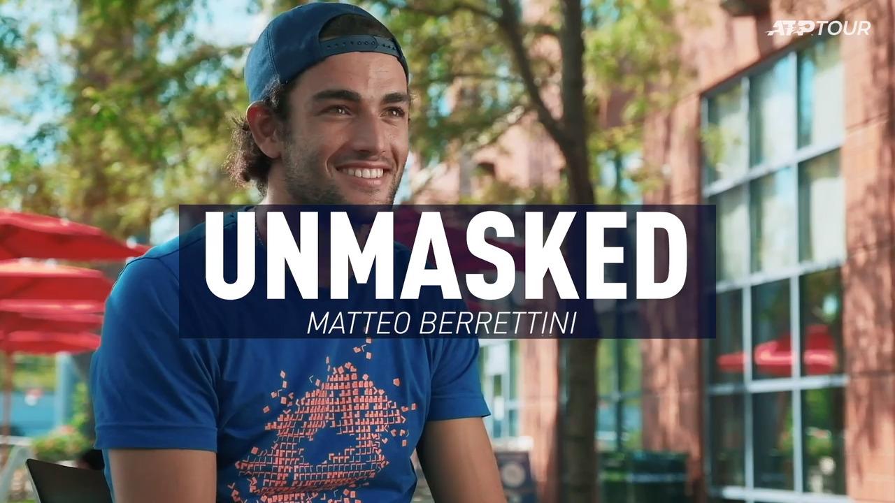 Desenmascarado: Conoce A Matteo Berrettini