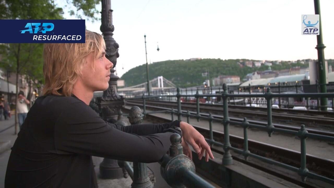 Flashback: Dinner With Denis In Budapest