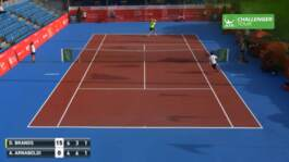 Hot Shot: Brands Fantastic Flick At Segovia Challenger