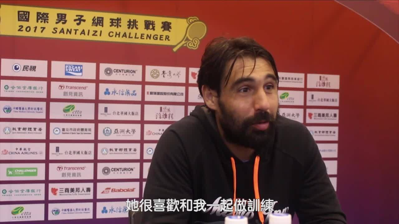 Baghdatis Discusses Injury Comeback At Taipei Challenger 2017