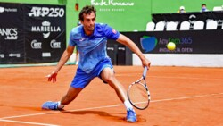 Hot Shot: Ramos-Vinolas' Quick Hands Had Carreno Busta Ducking For Cover