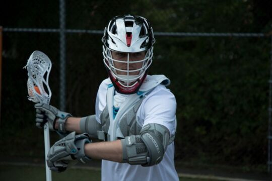 Maverik Lacrosse Wonderboy Arm Guard