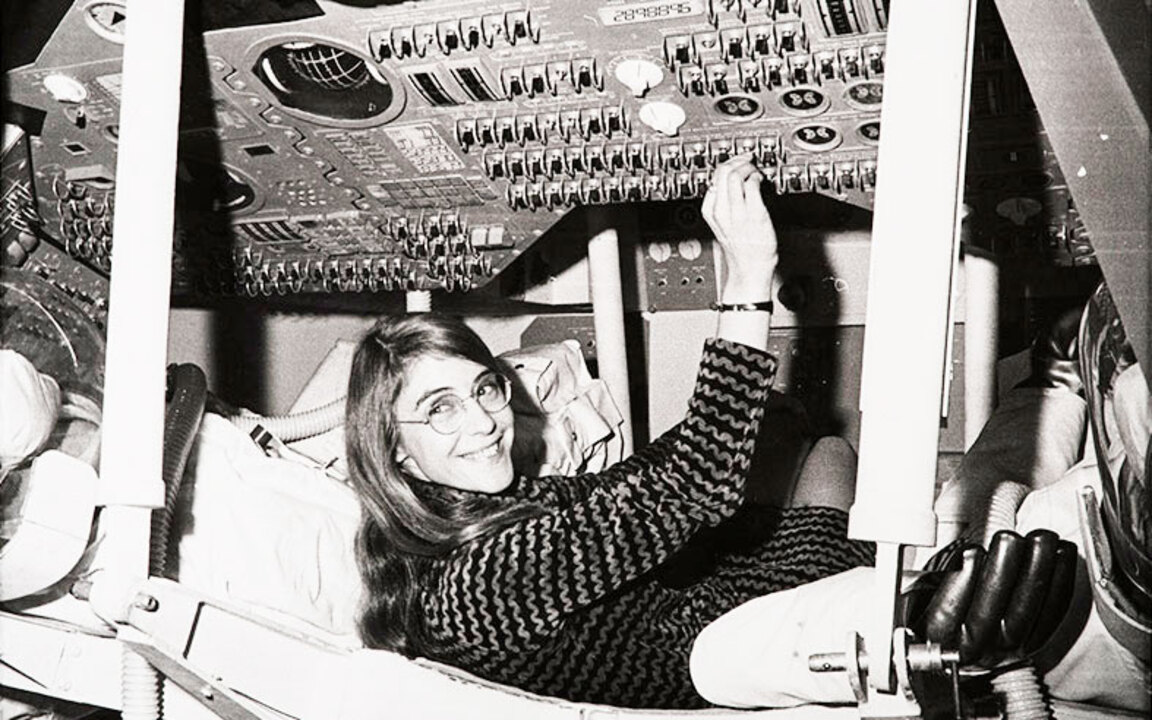 Margaret Hamilton: the woman w auction at Christies