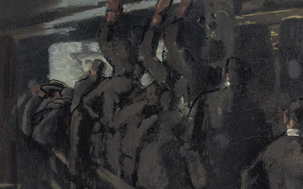 Walter Sickert's earliest ever auction at Christies