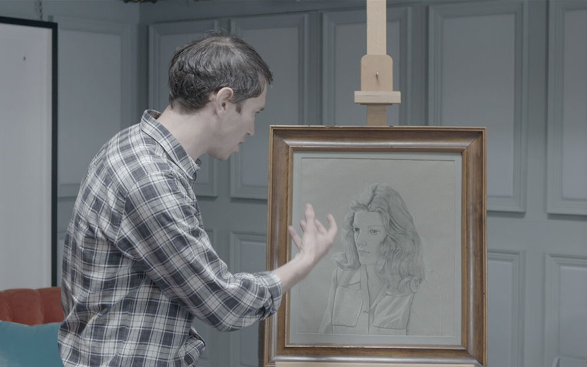 'Transfixed by her beauty' —  auction at Christies