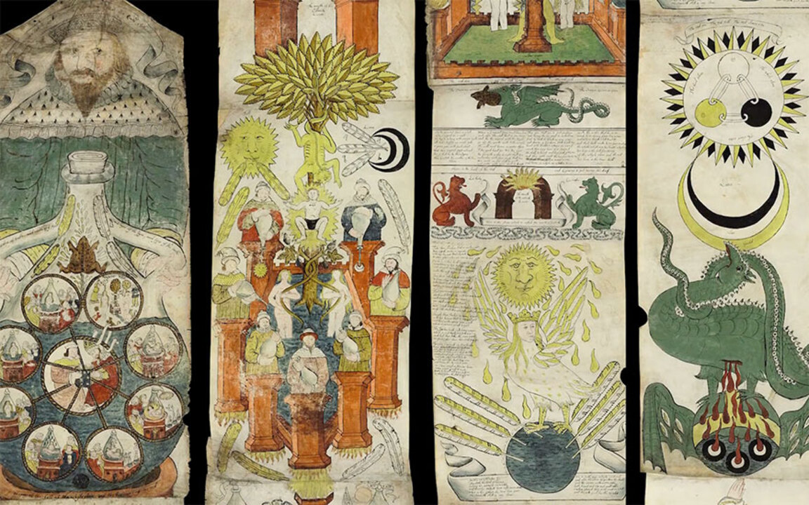 The fantastic world of the Ripley Scroll | Christie's