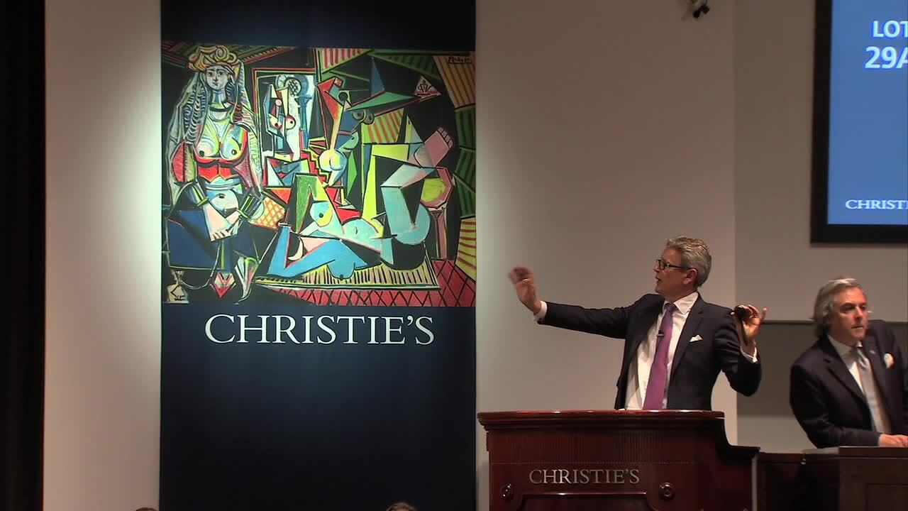In The Saleroom: Alberto Giaco auction at Christies