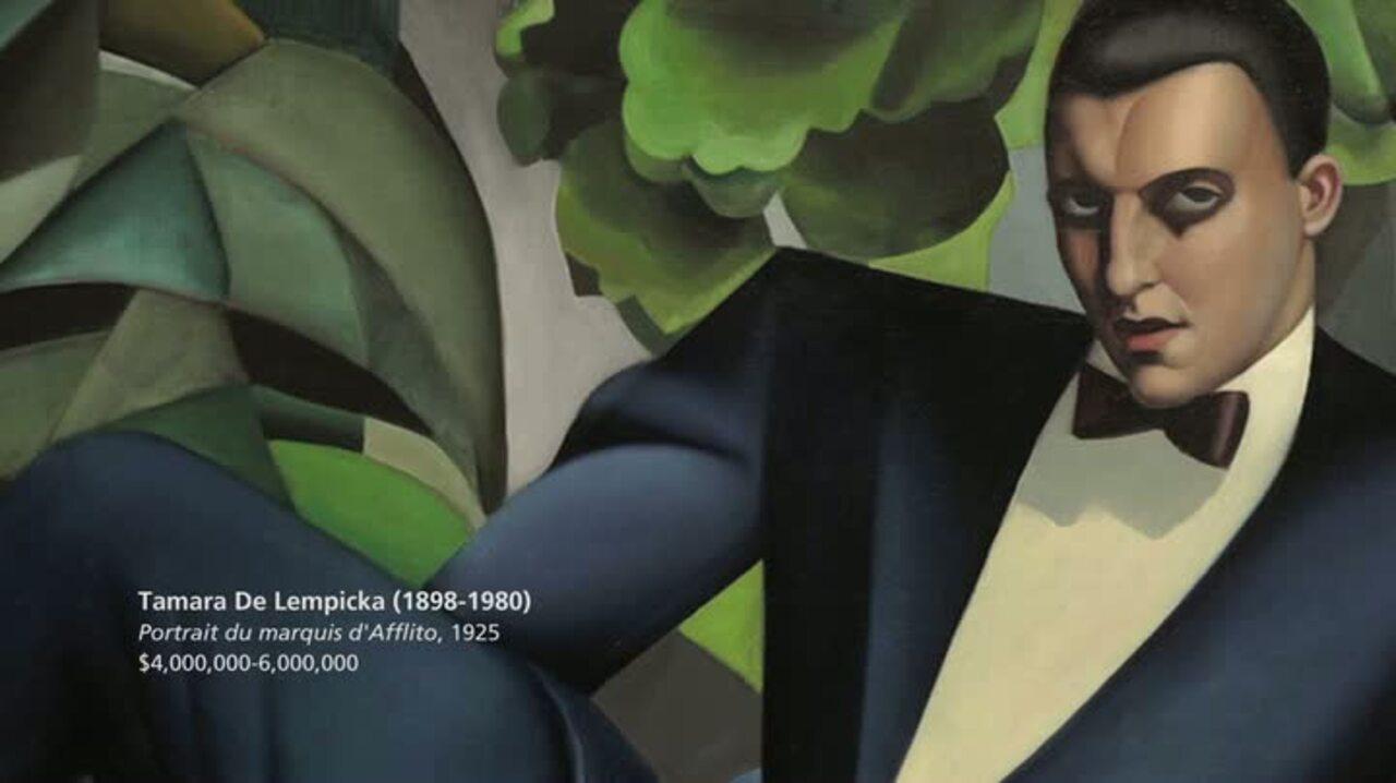 Gallery Talk: Tamara De Lempic