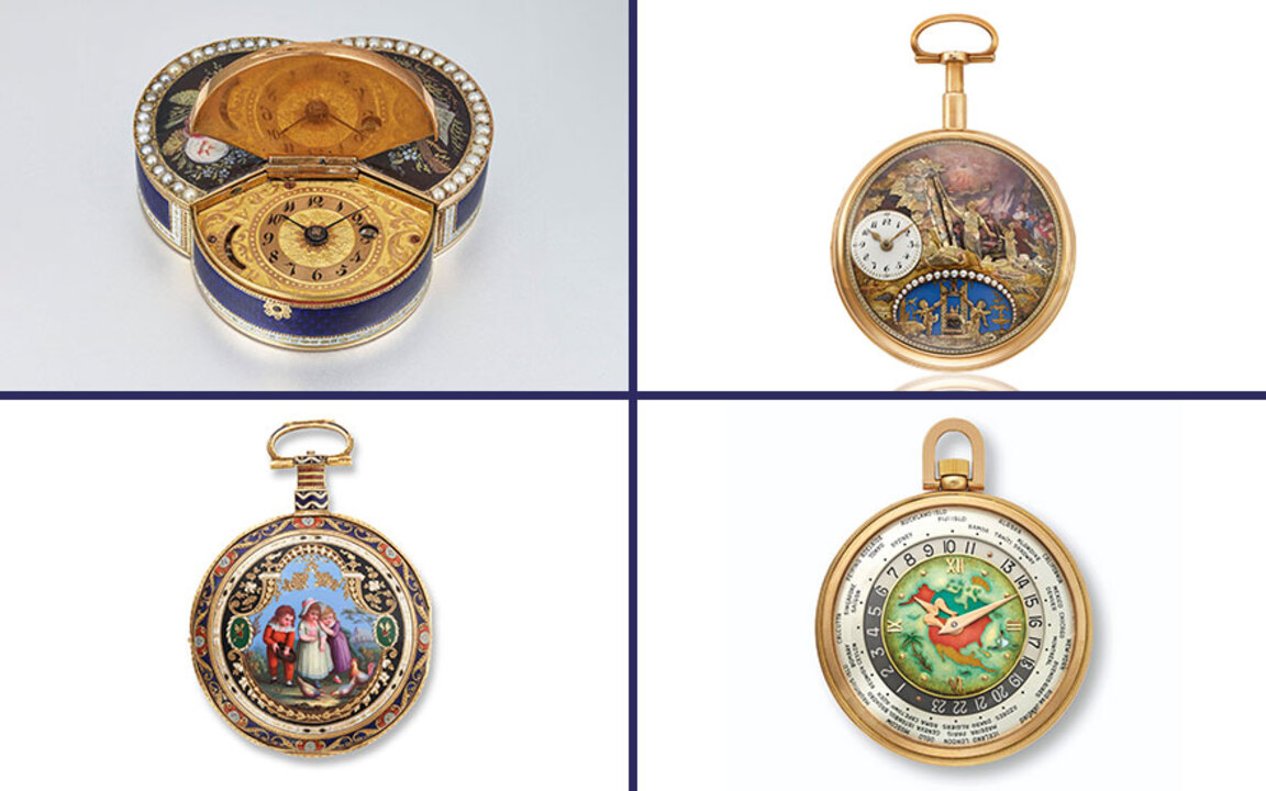 'Beautiful pieces can be found auction at Christies