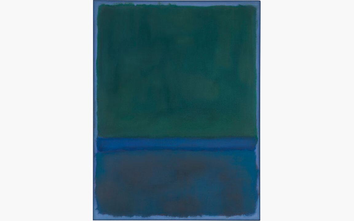 Mark Rothko's seminal No.17 to auction at Christies