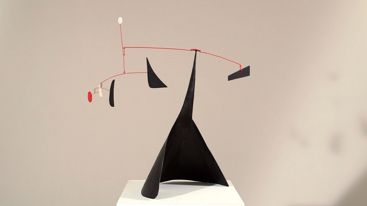 360 View: Alexander Calder's U auction at Christies