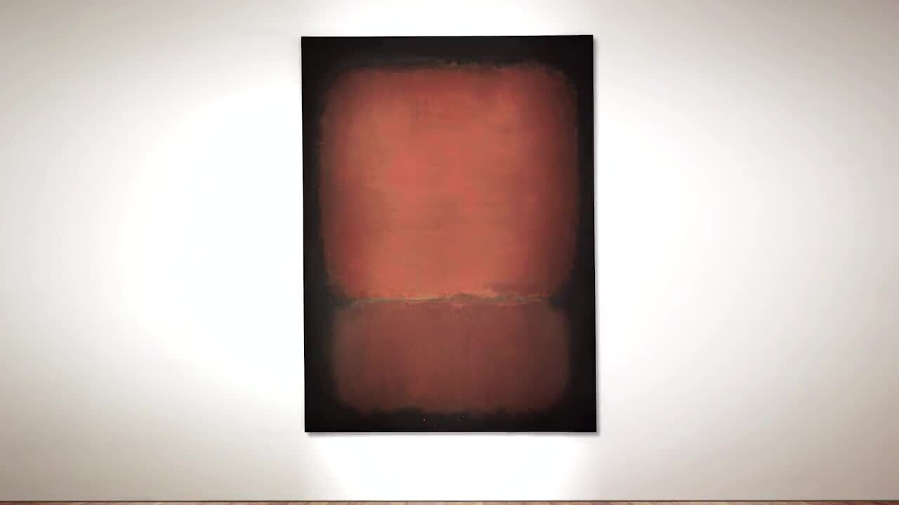 Mark Rothko's Radiant and Smol auction at Christies