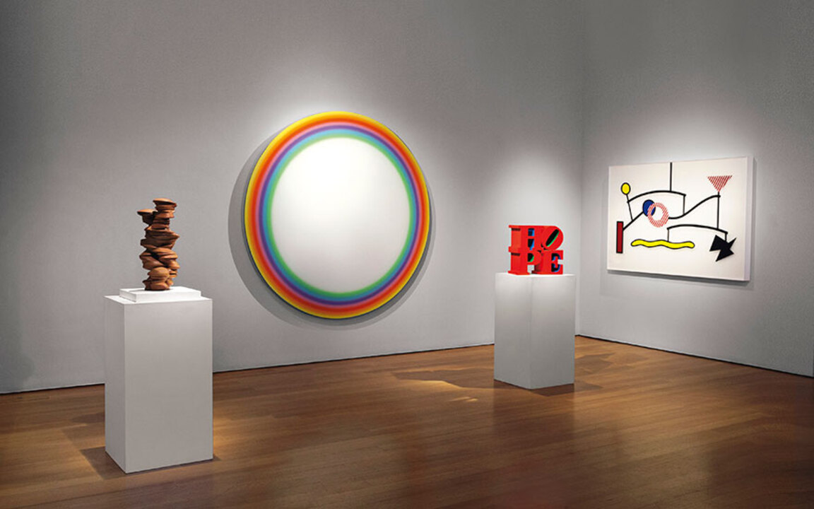 New horizons: A contemporary T auction at Christies