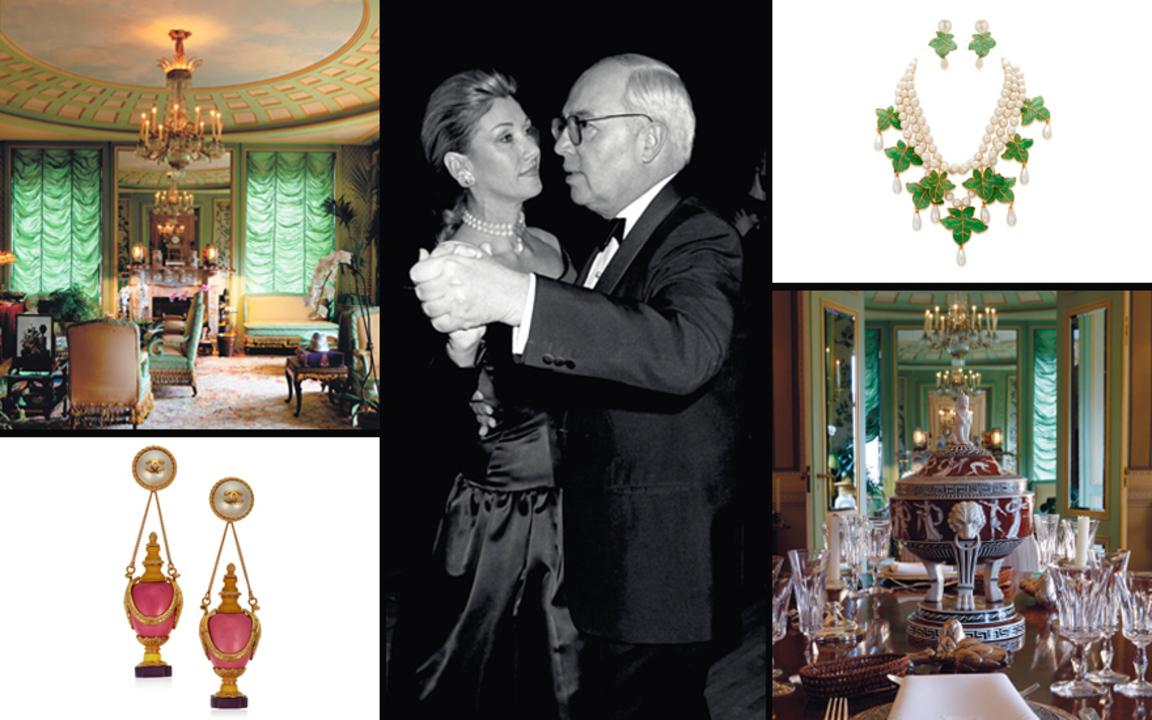 古弗兰伉俪珍藏︰颂赞旧世界的优雅风尚 auction at Christies