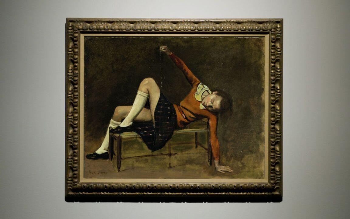 5 minutes with... Thérèse sur  auction at Christies
