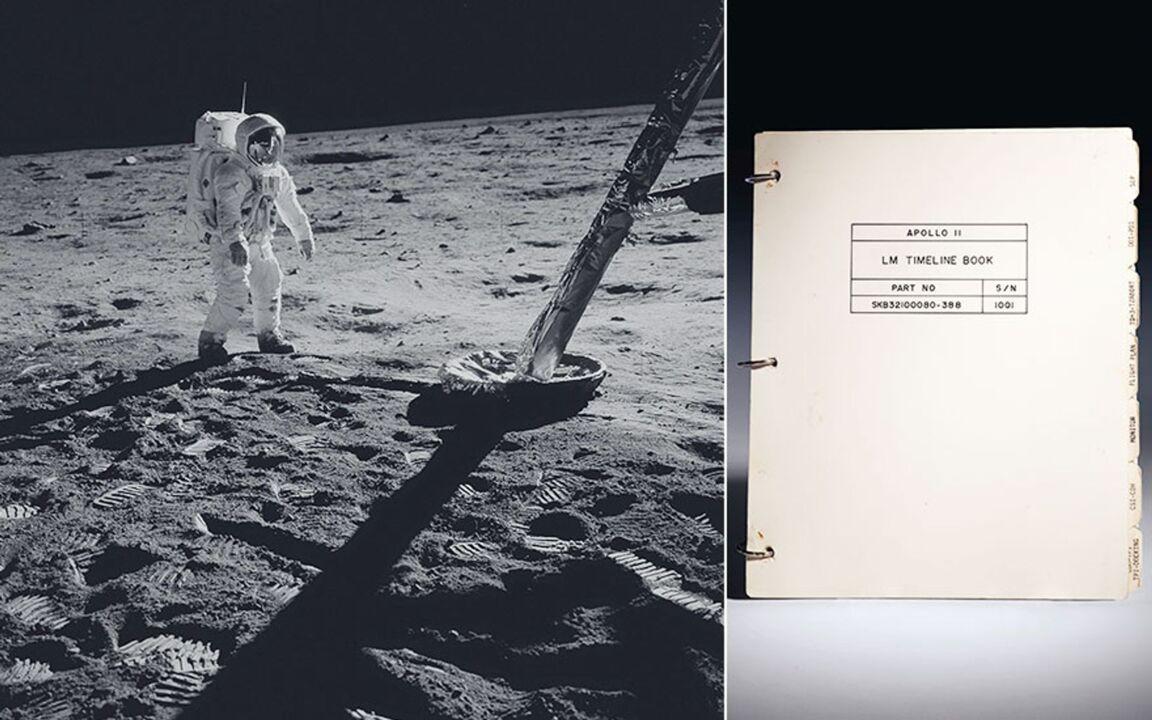 The Apollo 11 Lunar Module Tim