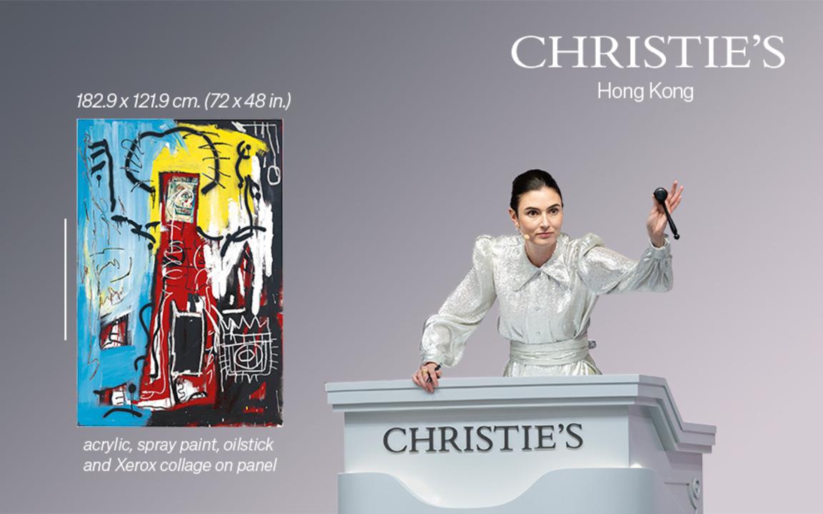 佳士得亞洲二十及二十一世紀藝術史上最高成交總額 auction at Christies