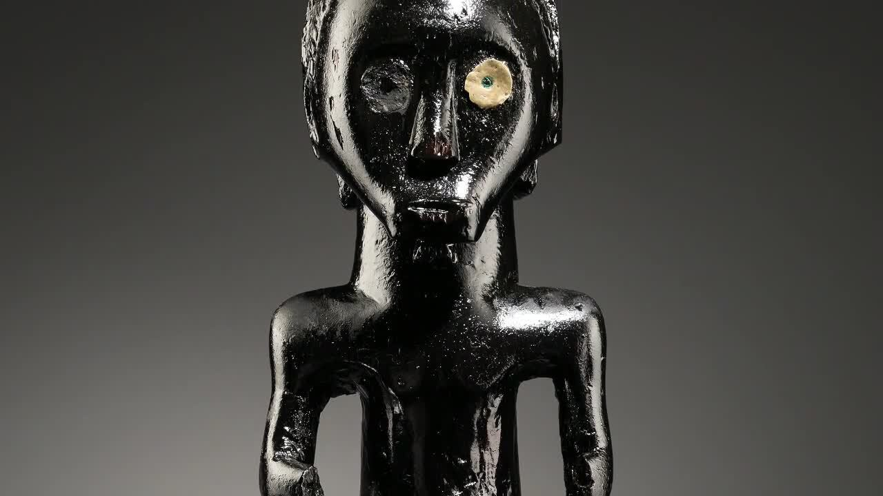 'The Ultimate Form of African  auction at Christies