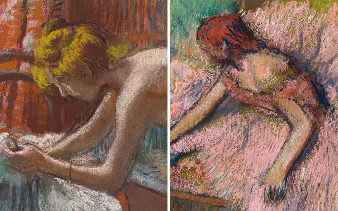 'These women of mine are hones auction at Christies
