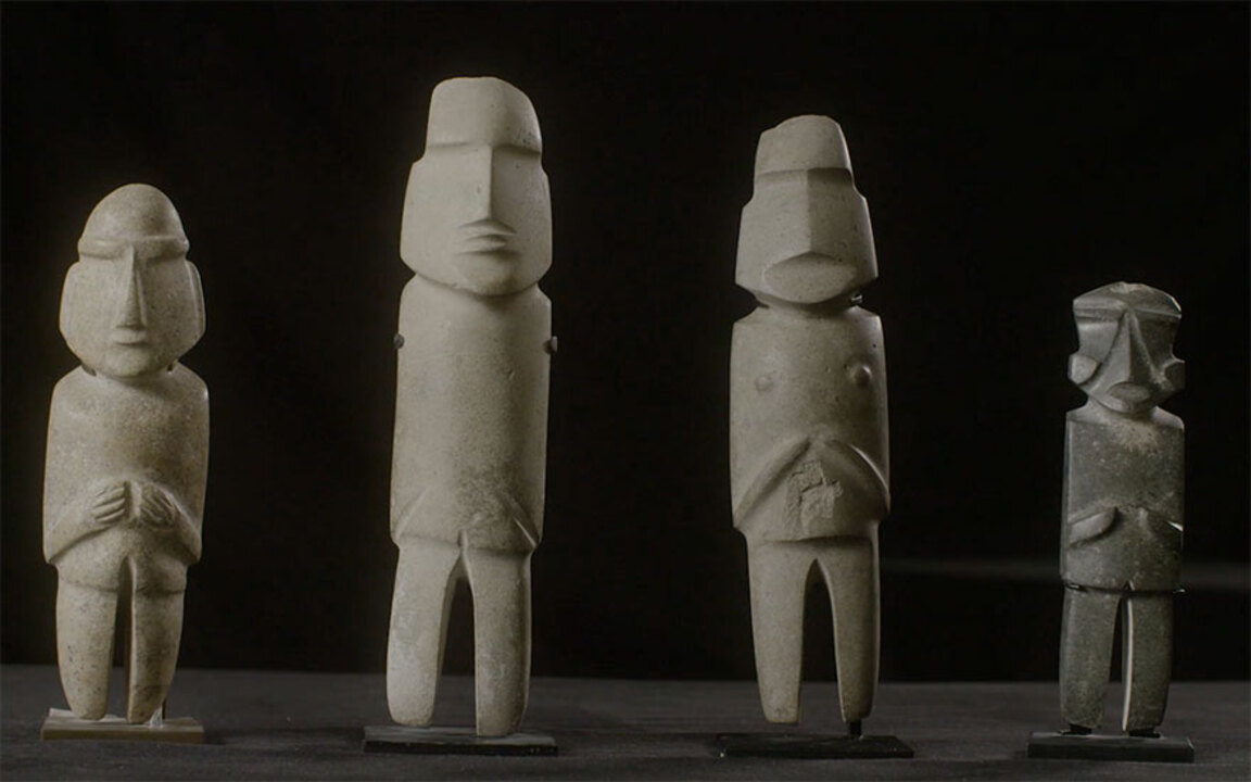 The mysterious Mezcala and 'th auction at Christies