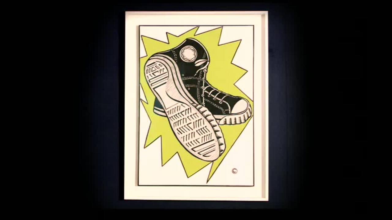 Gallery Talk: Roy Lichtenstein auction at Christies