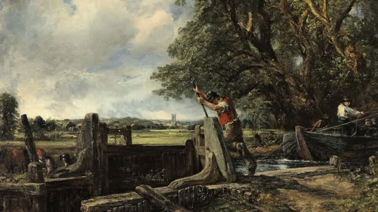 Gallery Talk: John Constable's