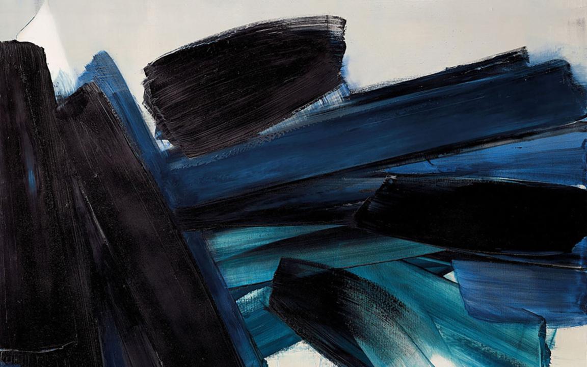 Peinture 162 x 130 cm, 9 juill
