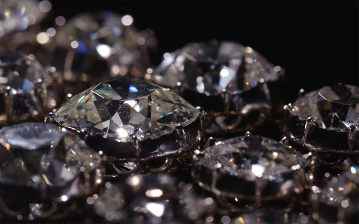 The diamond bracelets that Mar auction at Christies