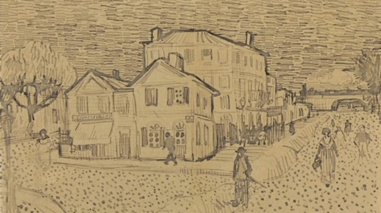 Guy Jennings on Van Gogh's The