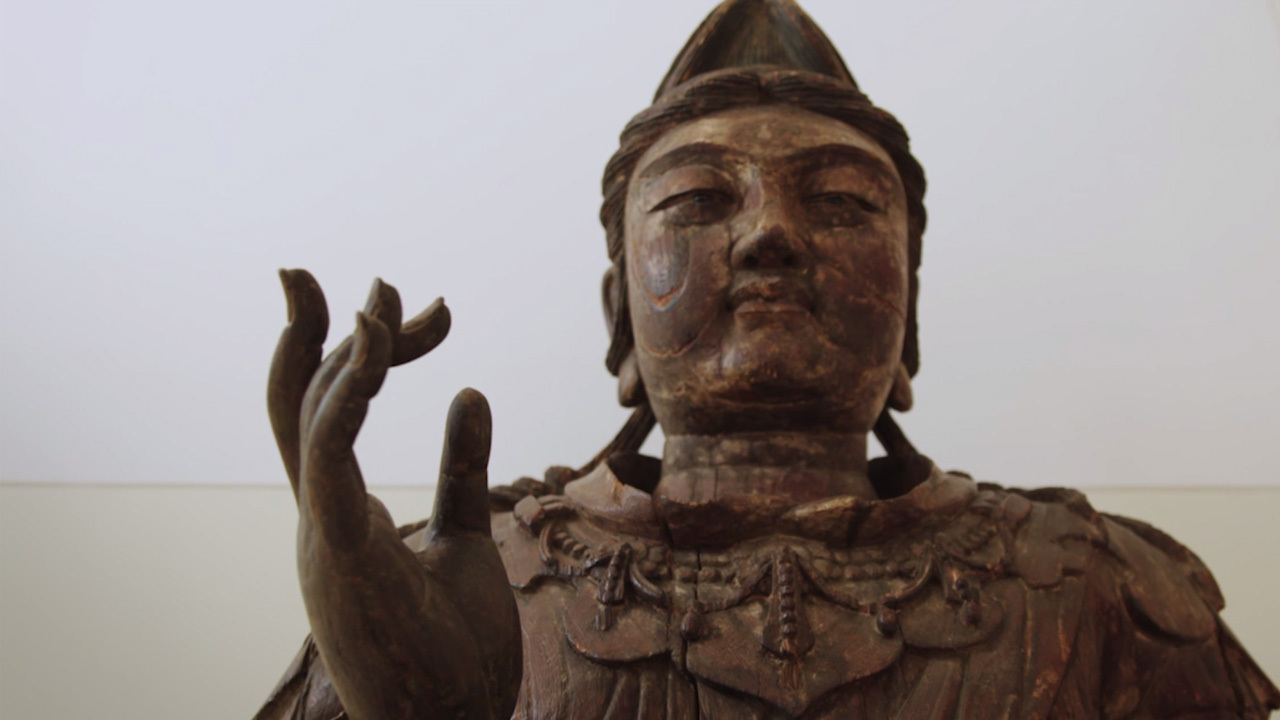 Masterpieces of Buddhist Art auction at Christies