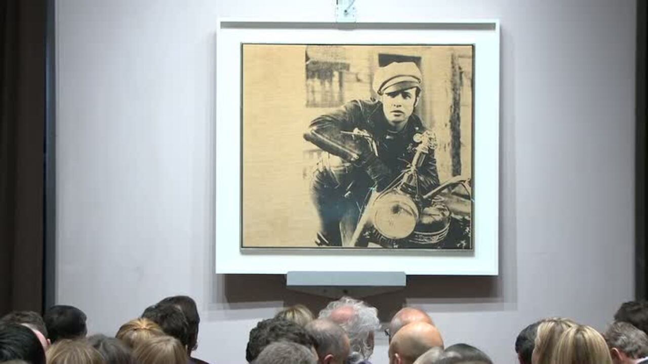 In The Saleroom: Andy Warhol's
