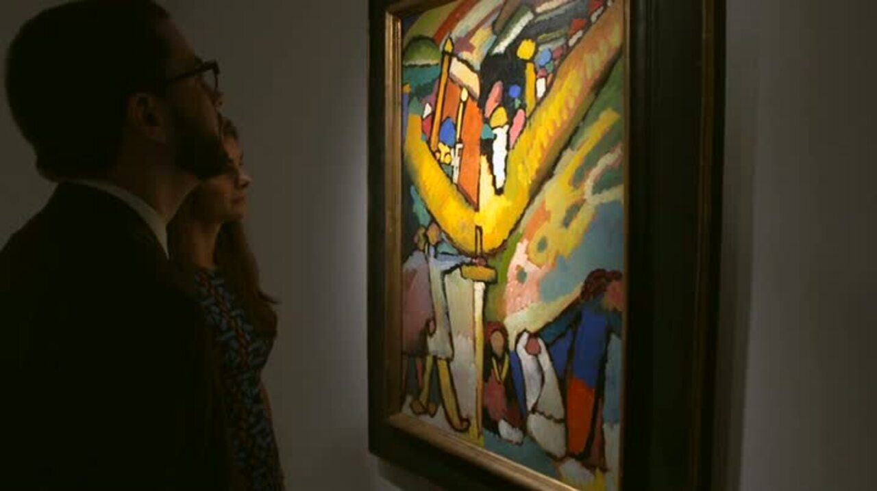 Gallery Talk: Wassily Kandinsk