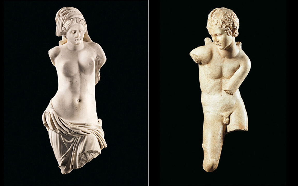 5 minutes with... two Roman sc auction at Christies