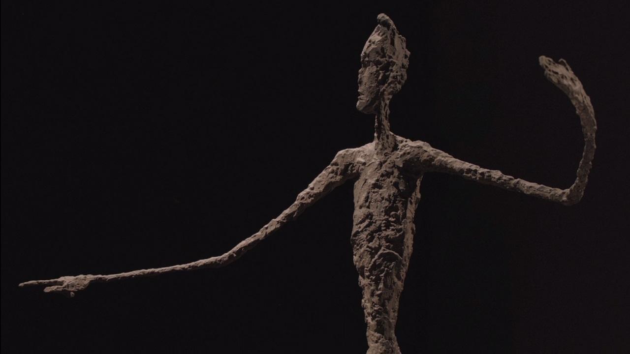 Giacometti: the defining gestu