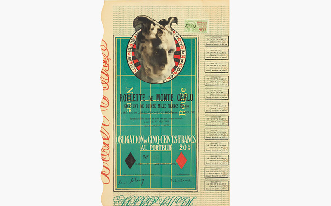 Duchamp, Chagall, Miró: Works  auction at Christies
