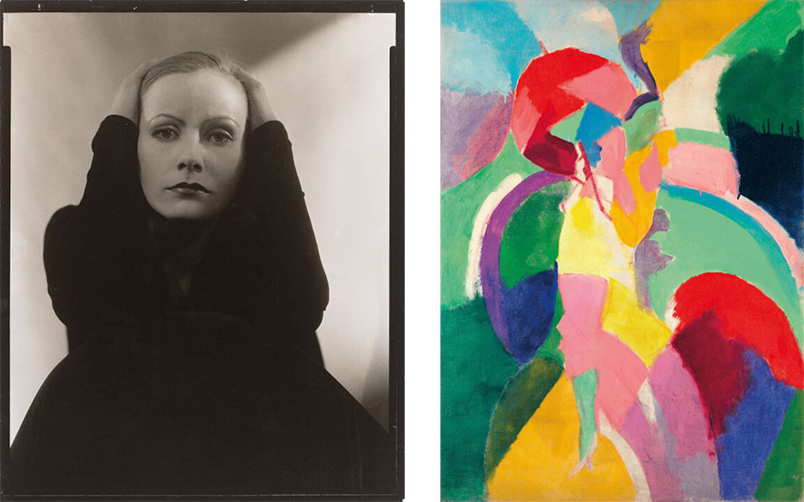 Bold, decisive and ahead of he auction at Christies