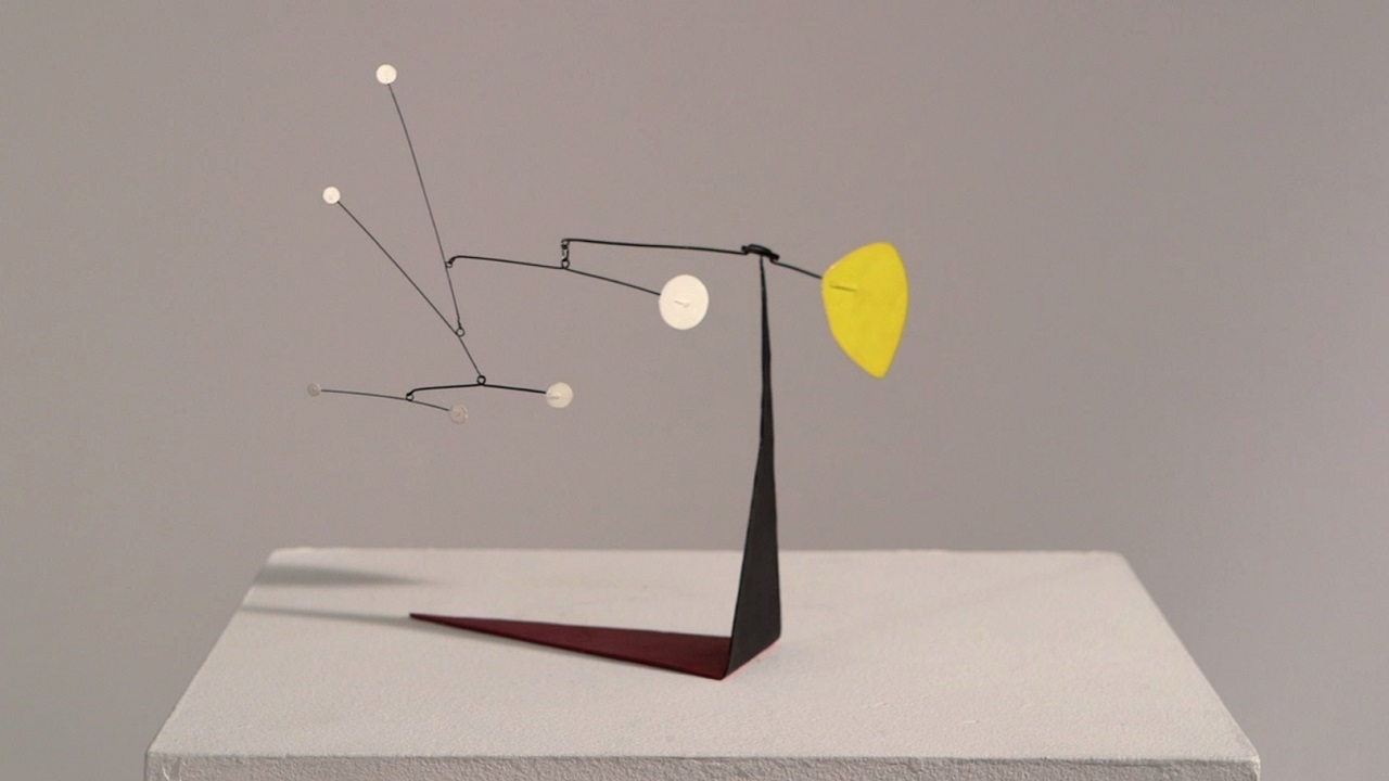 360 View: Alexander Calder's S auction at Christies