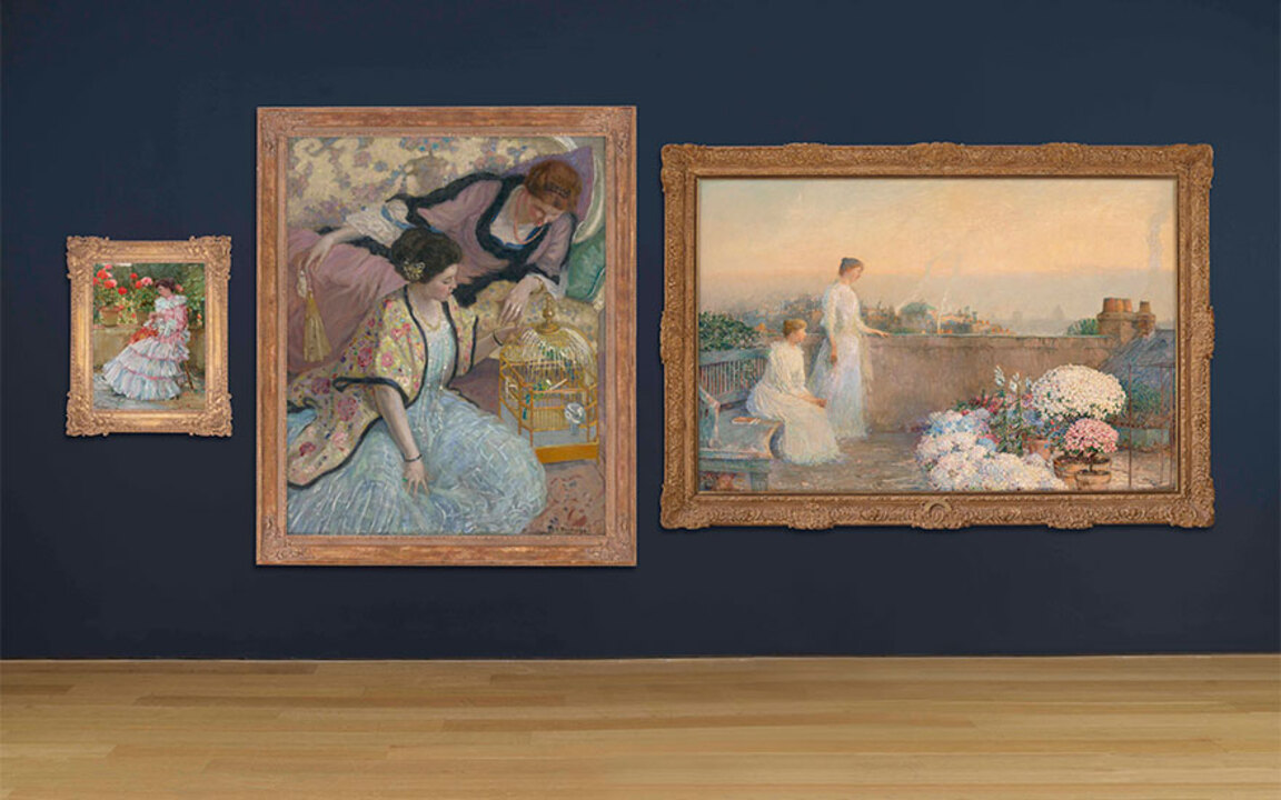 Foreign exchange: how American auction at Christies