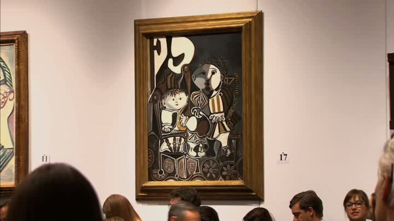 In The Saleroom: Pablo Picasso