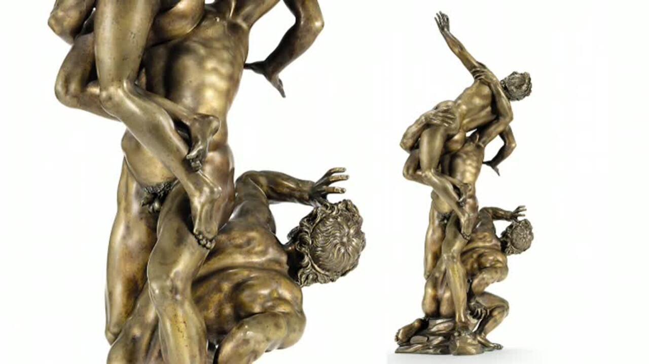 Gallery Talk:  A Bronze Group