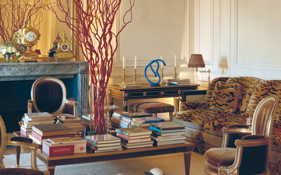 A Parisian pied-à-terre curate auction at Christies