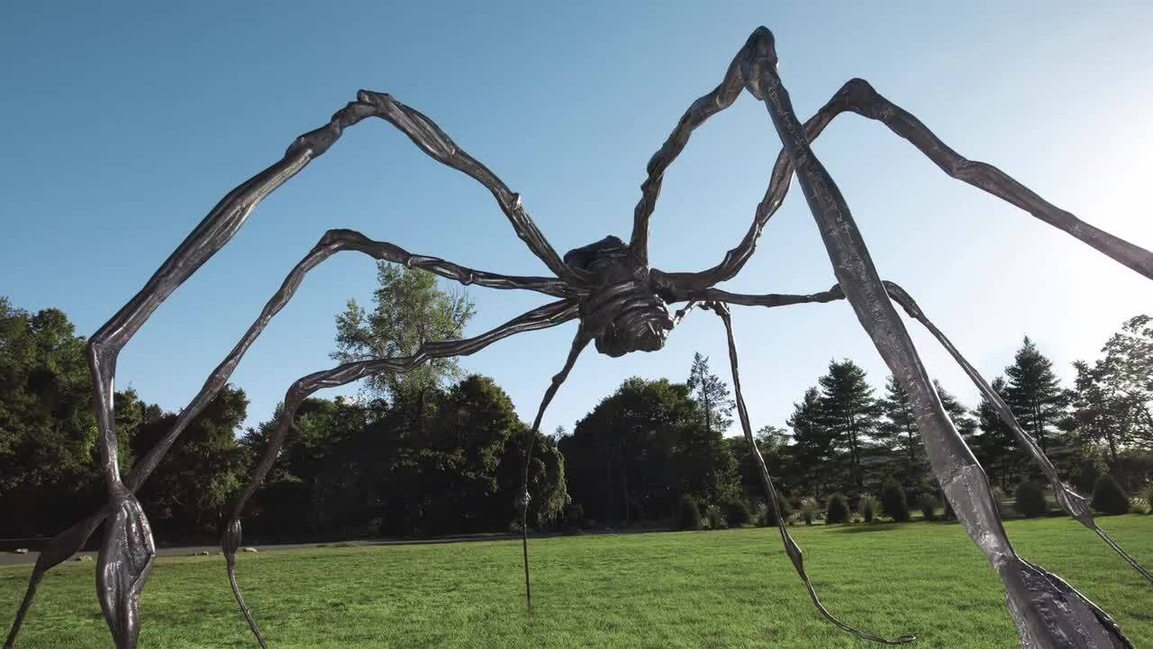 Louise Bourgeois' Spider auction at Christies