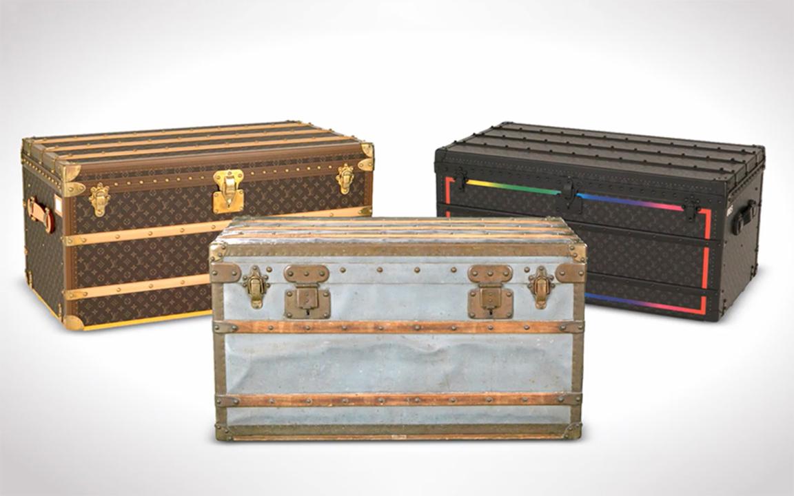 專家指南:關於路易威登手袋與行李箱的十大要點 auction at Christies