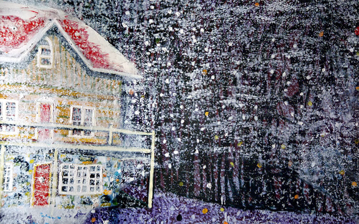 First Look: Peter Doig's Charl auction at Christies