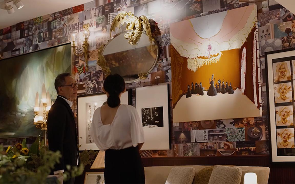 """""""收藏艺术即是激发灵感""""——香港知名设计师陈幼坚的创意之旅 auction at Christies"""