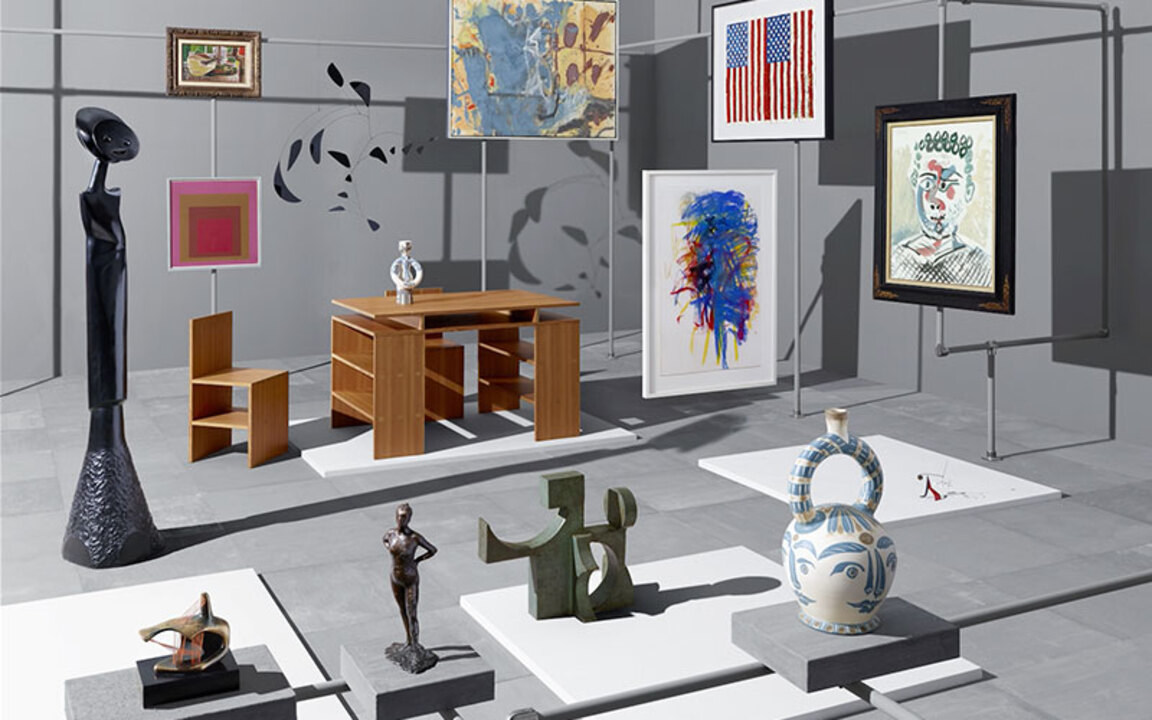 20th Century at Christie's auction at Christies
